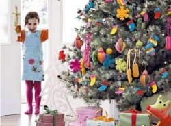 Παιδικά χριστουγεννιάτικα δέντρα: 10 ιδέες για τα παιδιά, τα Χριστούγεννα