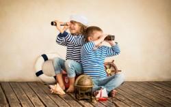 Ταξίδι με τα παιδιά: 9 ιδέες για να περάσουν τέλεια στο πλοίο