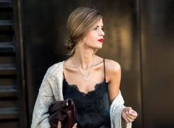 Πώς θα φορέσετε το καμισόλ:Το πιο sexy κι απαραίτητο ρούχο
