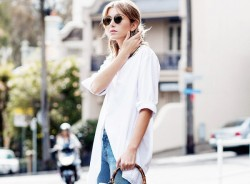 7 ανοιξιάτικα looks με τζιν παντελόνι, για κάθε μέρα της εβδομάδας