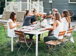 Τι να μαγειρέψω σε καλοκαιρινό τραπέζι για φίλους