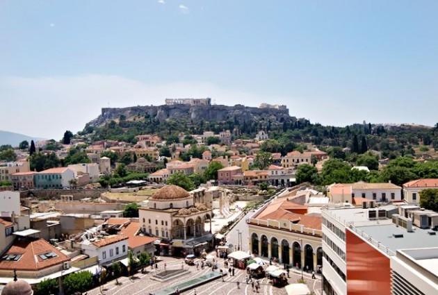 Οι 10 ωραιότερες ταράτσες της Αθήνας, με θέα!
