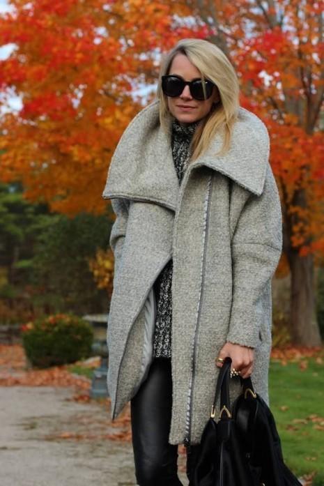 Πώς φοριούνται τα παλτό του χειμώνα   e023aa8e016