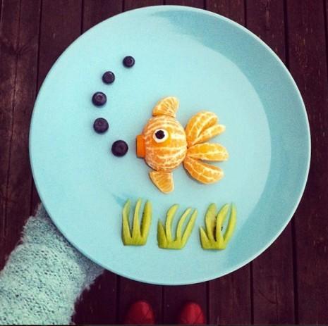 Food styling για παιδικά πιάτα!