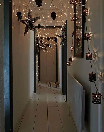 Η πιο πρωτότυπη, minimal χριστουγεννιάτικη διακόσμηση:Black & white