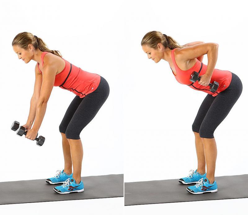 Πώς θα καταπολεμήσετε τη χαλάρωση στα μπράτσα, με 5 ασκήσεις