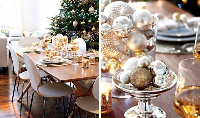 Πώς θα διακοσμήσω το χριστουγεννιάτικο τραπέζι; 10 τέλειες ιδέες