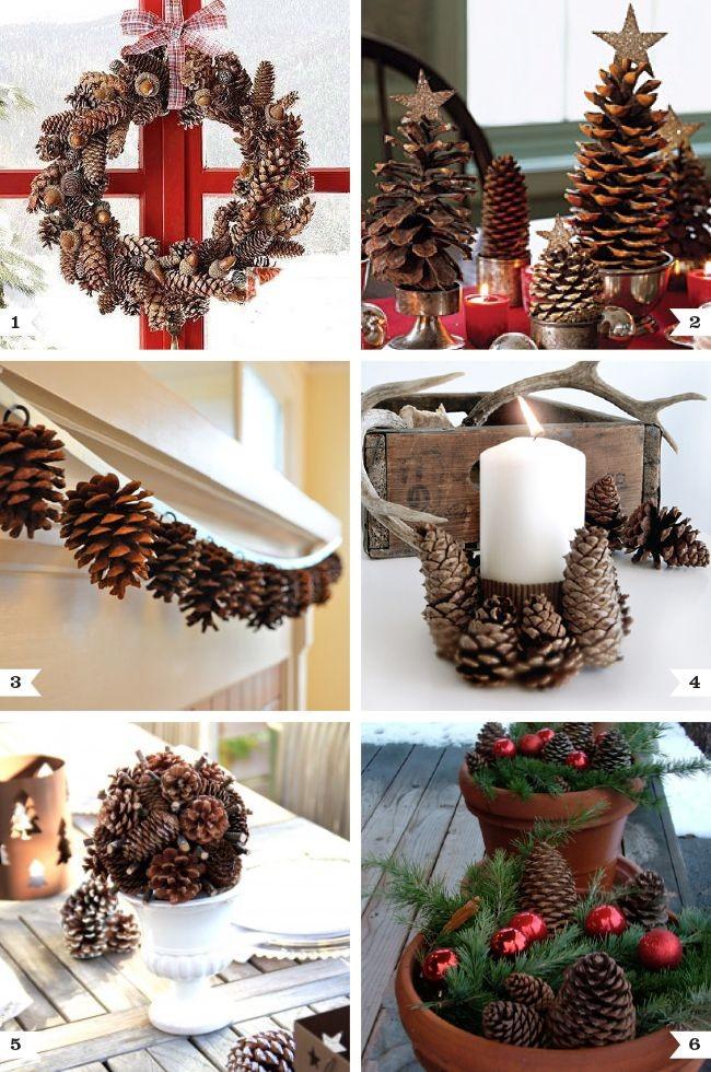 12 φρέσκες χριστουγεννιάτικες ιδέες διακόσμησης για το σπίτι