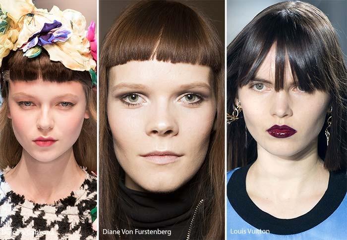Μαλλιά με αφέλειες: 12 trendy κουρέματα και χτενίσματα με αφέλειες