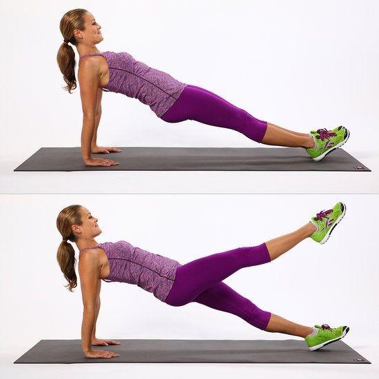 Μία μαγική άσκηση με 3 παραλλαγές για να σφίξετε κοιλιά, πόδια, χέρια