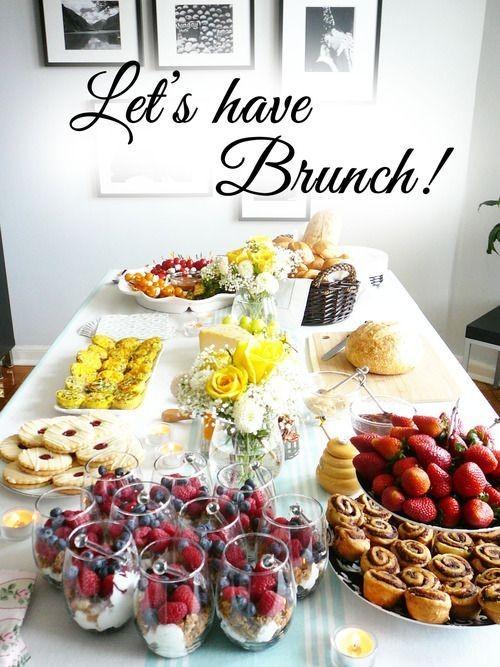 Πρόσκληση σε κυριακάτικο brunch: Το μενού που θα ετοιμάσεις