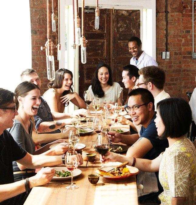 Εύκολο ethnic μενού με συνταγές, για τραπέζι σε φίλους