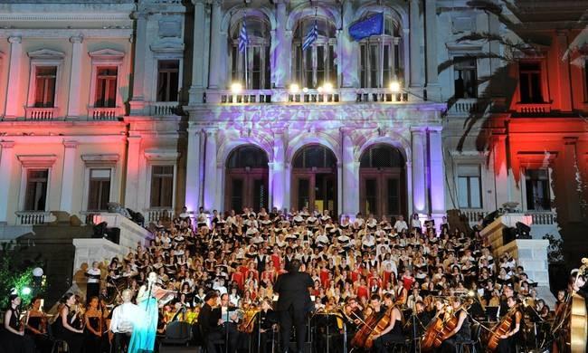 Σύρος 10-23 Ιουλίου: Το διεθνές φεστιβάλ Αιγαίου ανοίγει τις πύλες του