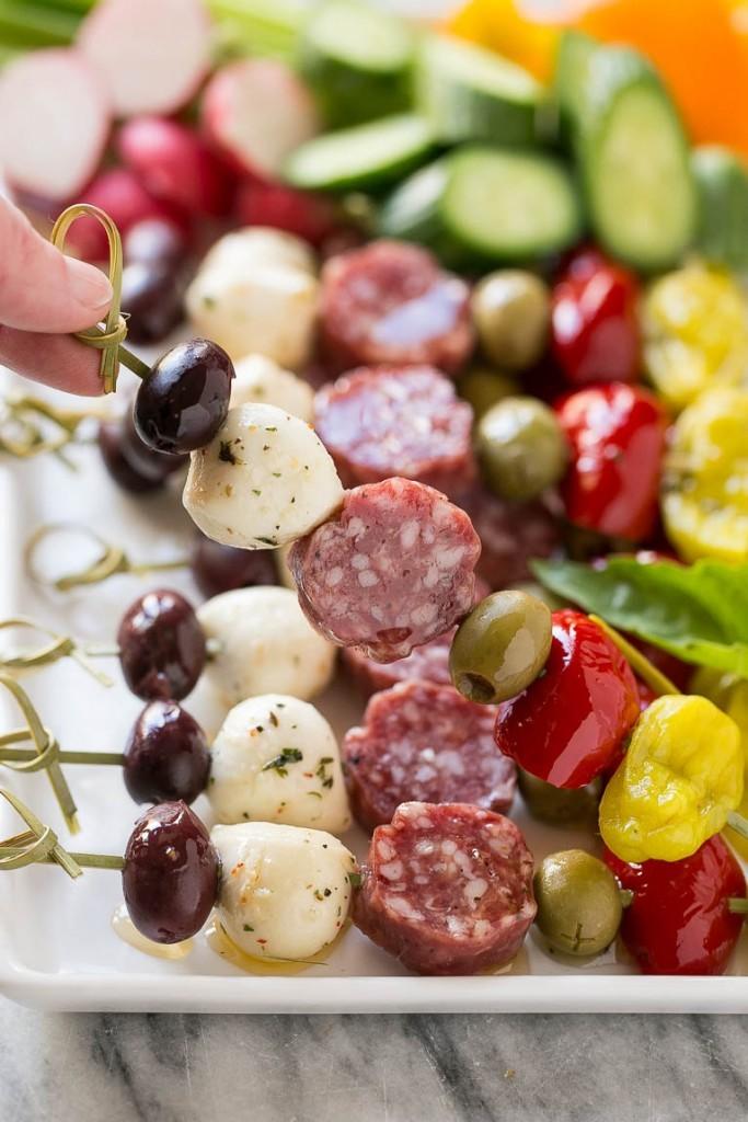 Μεζεδάκια για πάρτι: 10 ιδέες και συνταγές για finger food