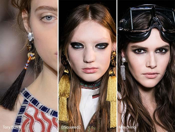 Τα νέα εντυπωσιακά σκουλαρίκια που θα φορέσουμε το φθινόπωρο