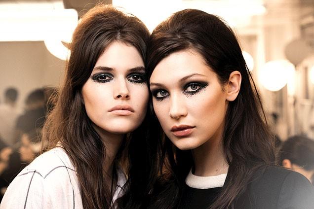Οι πιο φρέσκες γραμμές στο μακιγιάζ ματιών, με eye liner