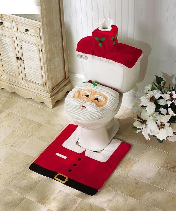 Χριστουγεννιάτικη διακόσμηση: Πώς θα διακοσμήσουμε το μπάνιο