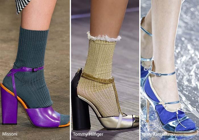 Πώς θα φορέσουμε κοντές κάλτσες με ψηλά παπούτσια   7264d1b8529