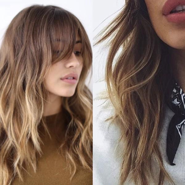 Καστανά μαλλιά με φως:Οι ανταύγειες και οι τεχνικές, για να επιλέξεις!