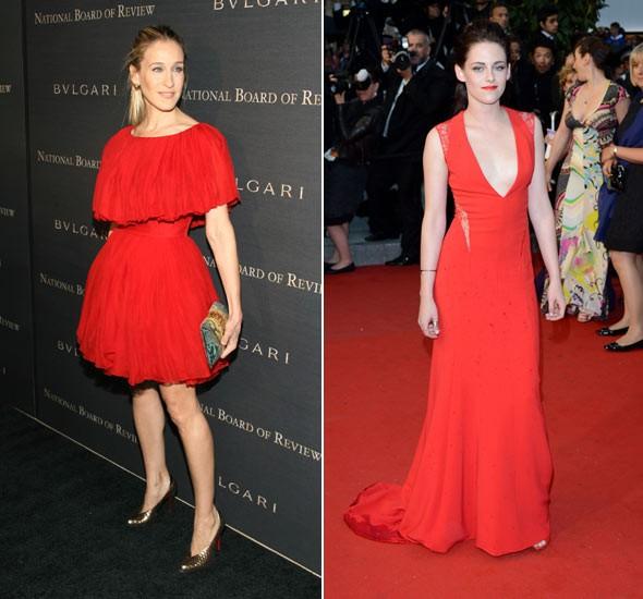 3343becb1f82 Το κόκκινο φόρεμα είναι αυτό που θέλουμε για το χριστουγεννιάτικο ή το  πρωτοχρονιάτικο ρεβεγιόν μας! Λαμπερό