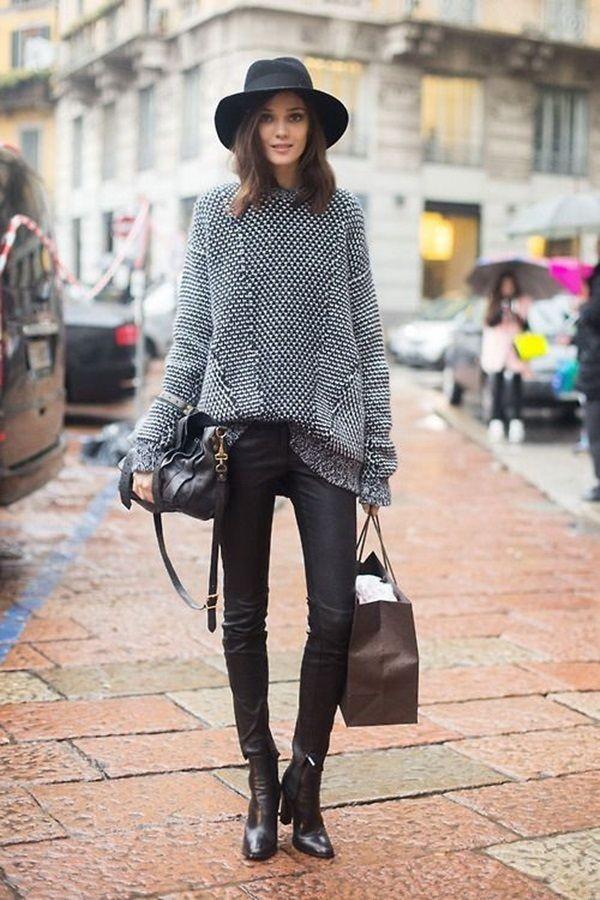 f7208cff93ff Πώς θα φορέσουμε με στυλ τα πουλόβερ του χειμώνα