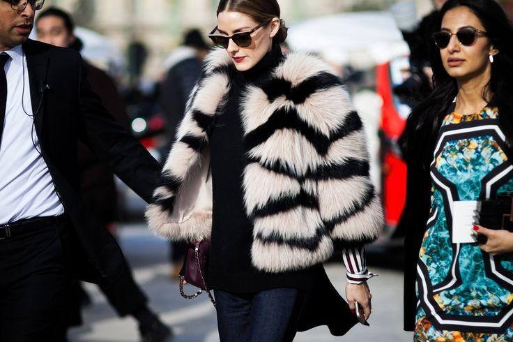 14 looks  Πώς να φορέσεις τη γούνα σου 43bf5755d62