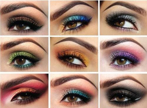 Πώς θα συνδυάσεις τα χρώματα στις σκιές ματιών (και τι σου ταιριάζει)