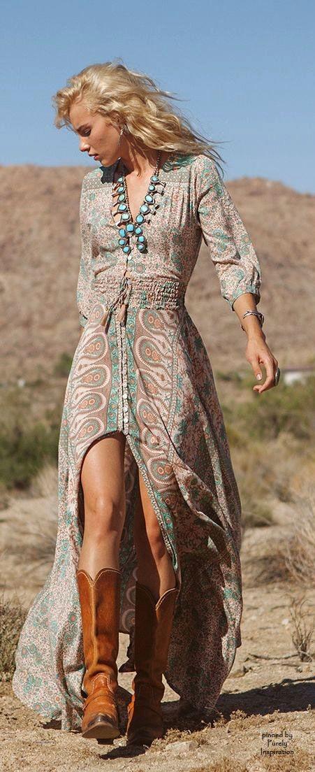 Πώς θα υιοθετήσεις το boho στυλ, αυτό το καλοκαίρι στο ντύσιμό σου