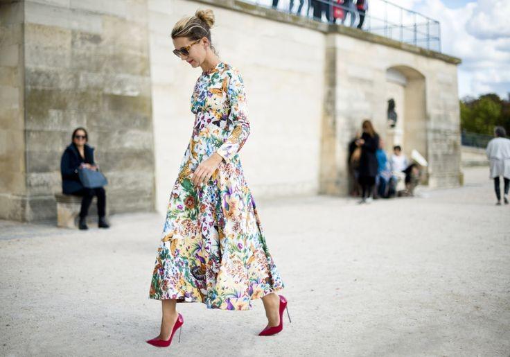Πώς θα φορέσουμε φέτος τα floral (φορέματα 1ceacd0ceda