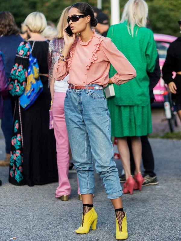 Οι πιο φρέσκες ιδέες για να φορέσεις το τζιν σου όπως οι fashionistas