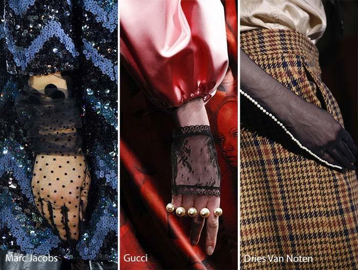 Αυτά είναι τα γάντια της μόδας!