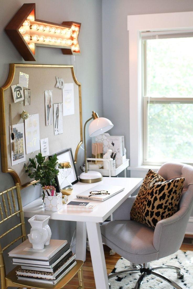 10 υπέροχες ιδέες για το γραφείο στο σπίτι