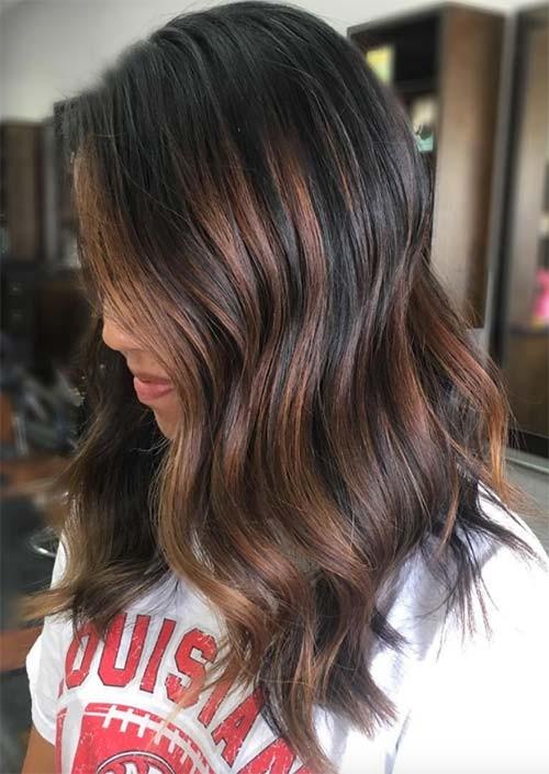Balayage: Όλες οι hot αποχρώσεις για εντυπωσιακά μαλλιά
