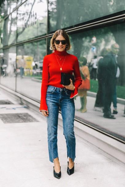 Κόκκινο  Πώς θα φορέσετε το χρώμα του χειμώνα με στυλ  e44964a520b