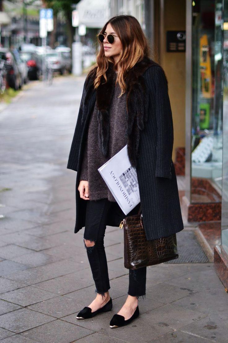 Πώς θα φορέσεις τα loafers παπούτσια σου φέτος