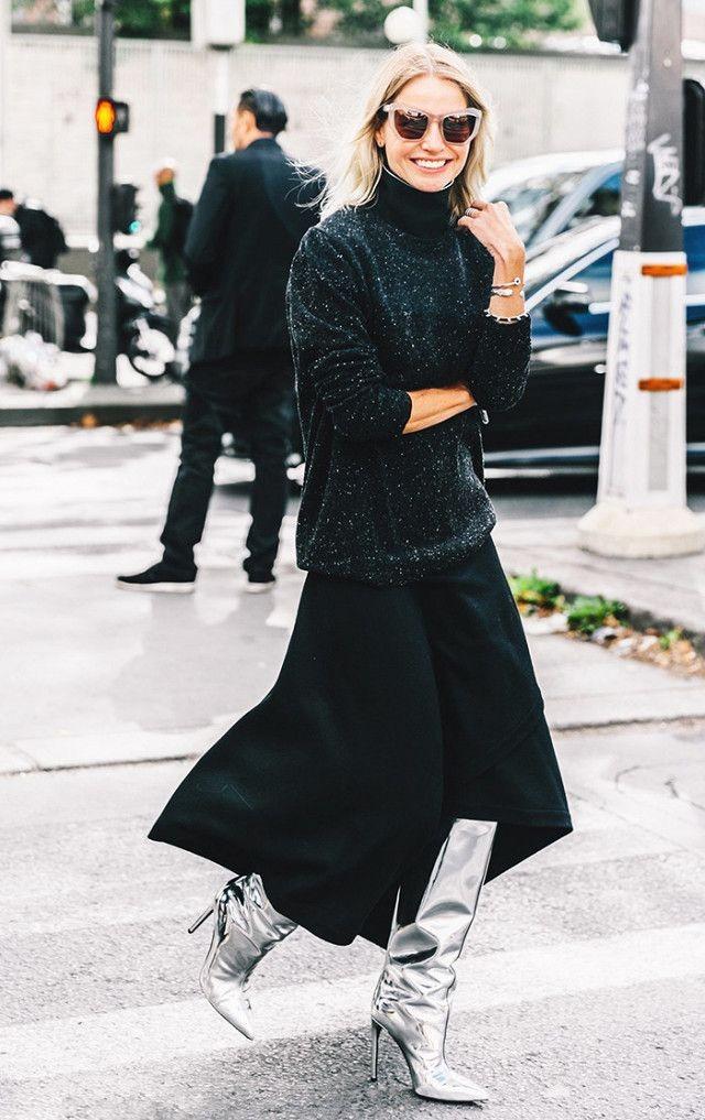 Τα 3 νέα χρώματα στα παπούτσια του χειμώνα που ταιριάζουν με όλα