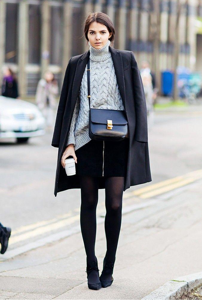 Πώς θα φορέσεις τη μίνι φούστα σου τον χειμώνα - mononews 5444ea8247a