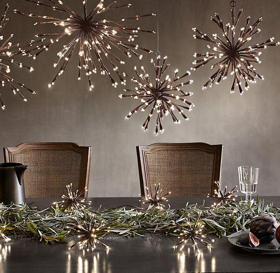 Χριστουγεννιάτικη διακόσμηση: Μinimal και μοντέρνες ιδέες για το σπίτι