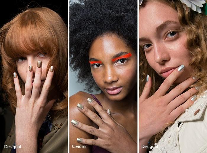 Μανικιούρ 2017: Όλες οι νέες τάσεις στα νύχια για την άνοιξη