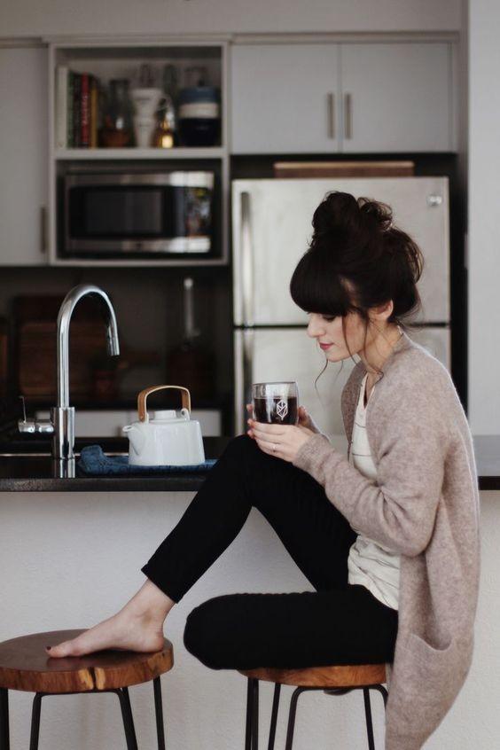Τι να φορέσω στο σπίτι: Looks για να είστε όμορφη μέσα στο σπίτι σας