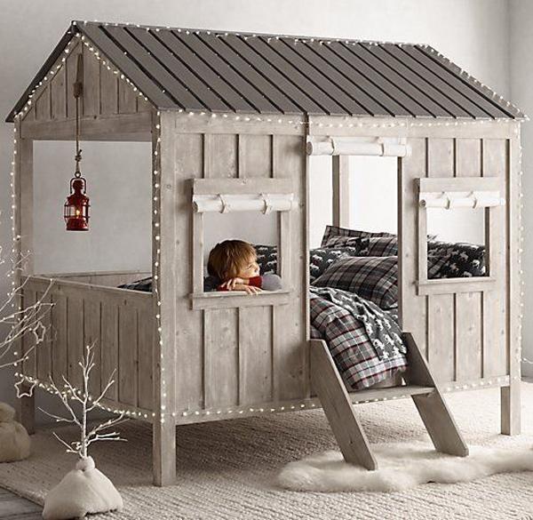 Τα πιο εντυπωσιακά παιδικά δωμάτια που έχετε δει ποτέ