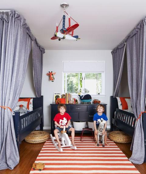 Ανανεώστε το παιδικό δωμάτιο με μικρές αλλαγές που κάνουν τη διαφορά