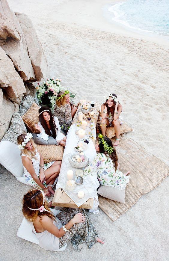 Οργανώστε ένα απίθανο καλοκαιρινό πάρτι για φίλους