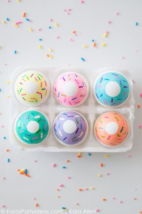 10 τέλειες ιδέες για να βάψετε και να διακοσμήσετε τα πασχαλινά αυγά
