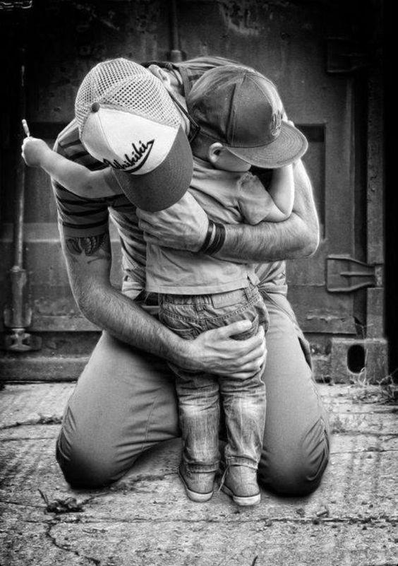 Γίνε ο πατέρας που θα ήθελε να έχει, το (κάθε) παιδί!