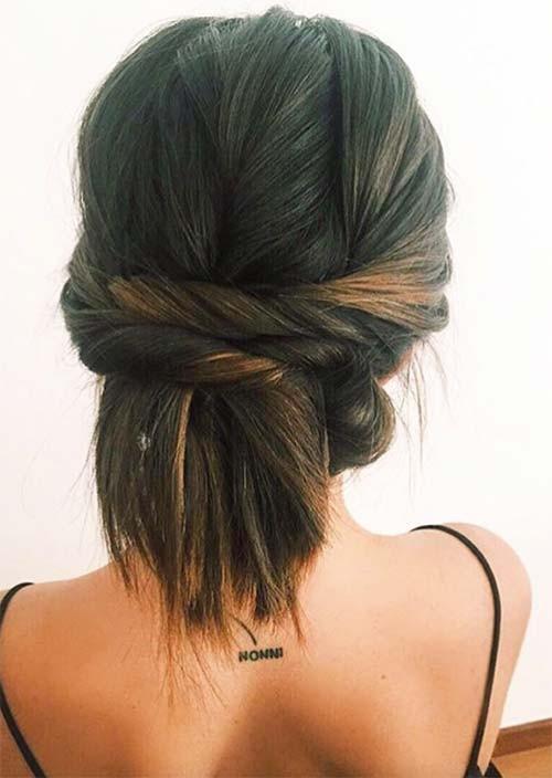 Φρέσκα και στιλάτα πιασίματα για τα μαλλιά σας στα γρήγορα