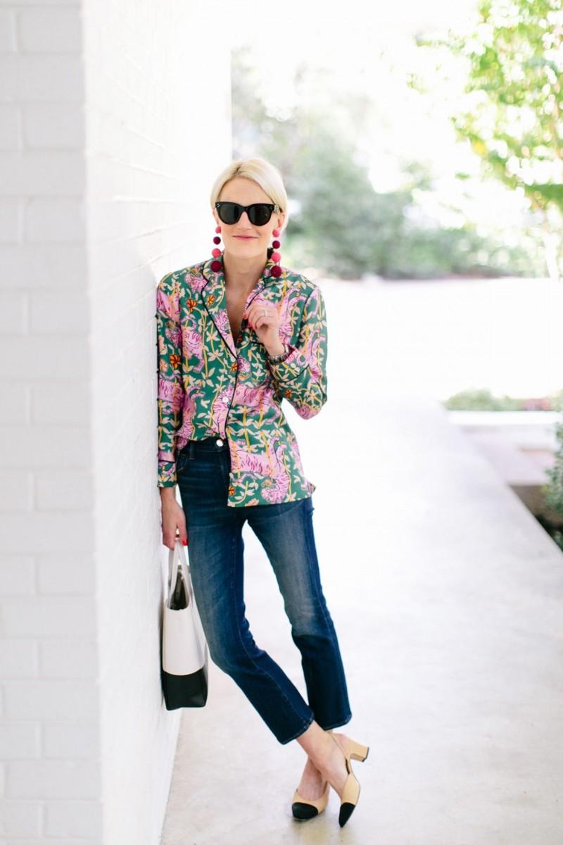 Το πιτζάμα style σίγουρα το έχεις δει στις πασαρέλες αλλά και να το  υιθετούν οι fashionistas ανά τον κόσμο. Η τάση δεν εμφανίστηκε πρώτη φορά  τώρα αλλά στη ... 1b67c84af71