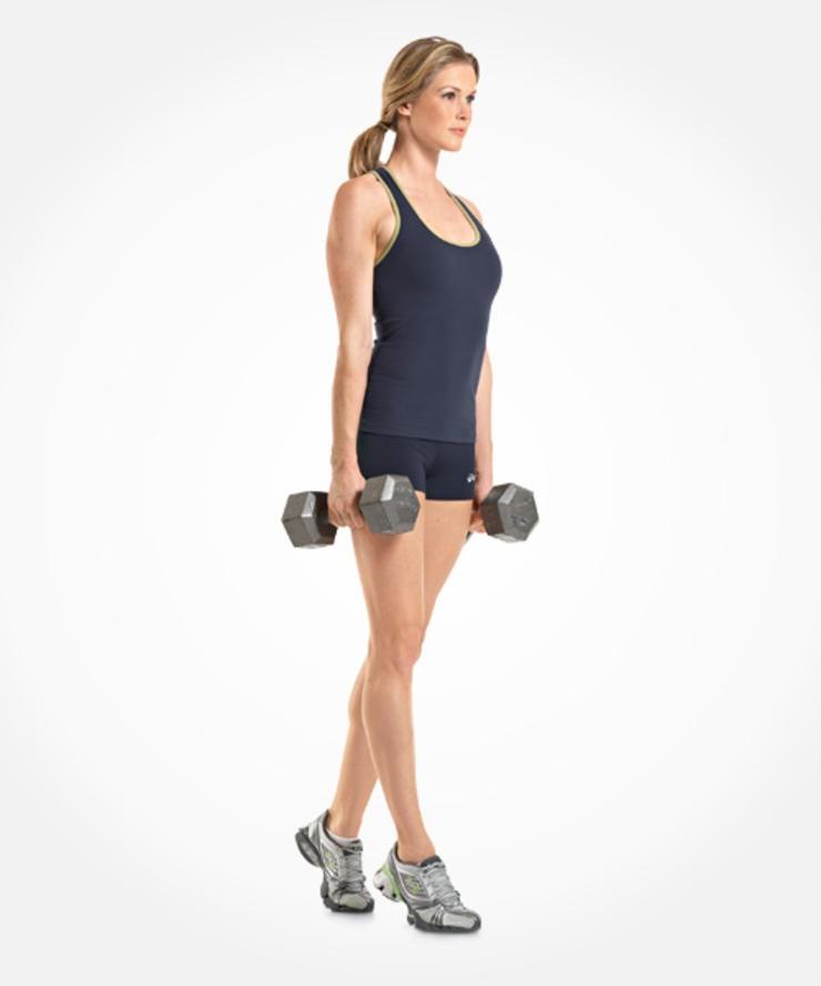 Τέλεια, αδύνατα πόδια: Αυτές είναι οι 5 μαγικές ασκήσεις