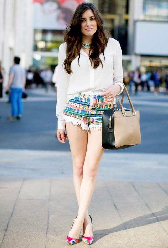 15 outfits με καλοκαιρινά σορτς για κάθε ώρα της μέρας