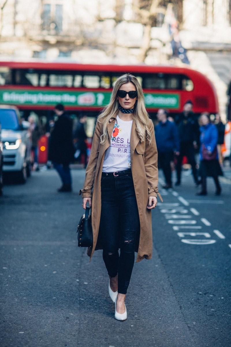Τζιν παντελόνι: Νέοι στιλάτοι συνδυασμοί κατευθείαν από τις fashionistas
